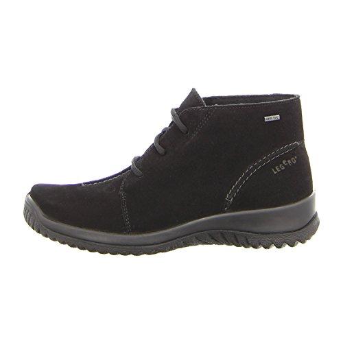 Legero SOFTBOOT, Sneaker donna, Nero (nero), 37.5