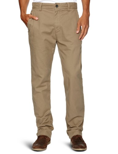 Timberland Lynnwood Twill Chino Straight Men's Trousers Thatch W30INxL32IN
