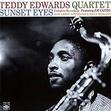 Teddy Edwards Quartet . Sunset Eyes. Complete Recordings