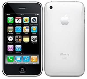 IPHONE 3GS 16GO - Blanc - SFR