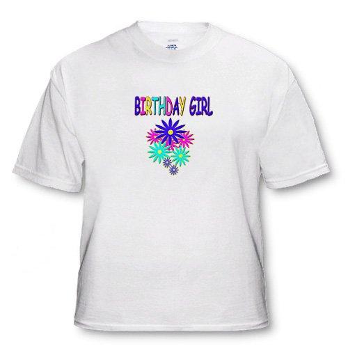 Birthday Girl - Youth T-Shirt Large(14-16)