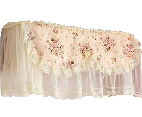 Air Conditioner Anti Dust Cover Climatiseur antipoussière Cover Lace