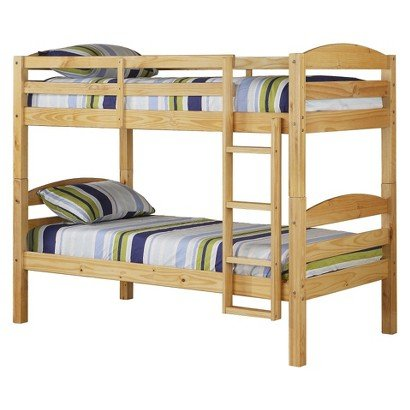 Kid Twin Bed Frame 7325 front