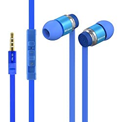 Yison EX760B Blue Earphone with Mic