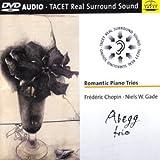 echange, troc Abegg Trio - Chopin / Gade Klaviertrios
