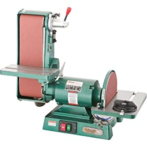 Grizzly G1183 Combination Sander With 6 Inch Disc Belt 48