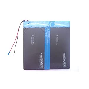 Lithium polymer battery replacement repair parts for Mach Speed Trio Stealth Pro 9.7C tablet pc