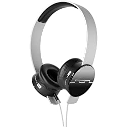 SOL REPUBLIC TRACKS ON-EAR HEADPHONE WITH V8 ENGINE (WHITE)