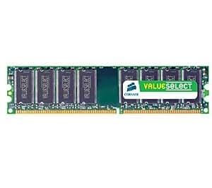 Corsair Value Select 4GB DDR2 SDRAM Memory Module Model VS4GBKIT667D2