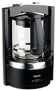 Krups 468-42 Moka Brew 8-Cup Coffeemaker
