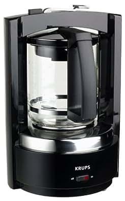 Krups 468-42 Moka Brew 8-Cup Coffeemaker, DISCONTINUED
