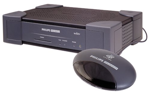 Philips MAT976A1 WebTV Plus/MSN TV Receiver