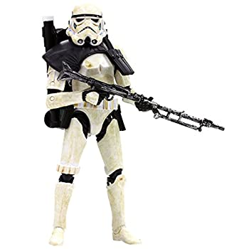 『STAR WARS』by HASBRO Die Handlung Figur /6inch 「BLACK」Series2 #01 Sandtrooper(Non-commissioned officer) kaufen