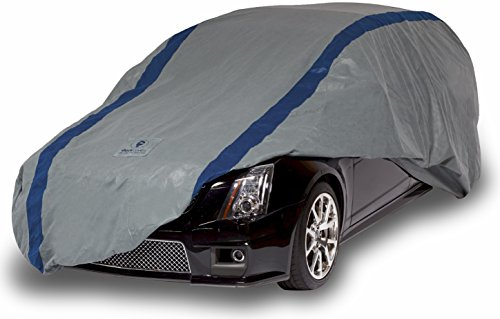 Duck Covers A3SW200 Weather Defender Station Wagon Cover for Wagons up to 16' 8