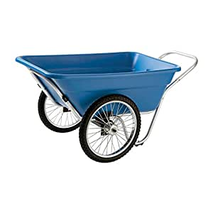 Amazon Com Smart Carts Garden Utility Cart With Spoke