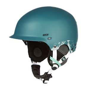 K2 Thrive Helmet Mens Ski Snowboard Protection Safety Headwear - New 2014 (Teal, S)