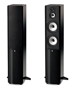 Amazon Com Boston Acoustics A 360 Dual 6 5 Inch Woofer
