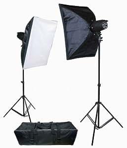 ProMaster P180 2-Light Studio Lighting Flash Kit