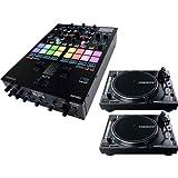 Reloop Elite DJ Mixer with RP-8000 MK2 Turntables