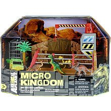 Amazon Com Exclusive Animal Planet Micro Kingdom Dino