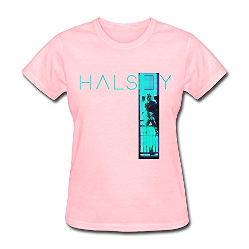 Women's Halsey Room 93 EP Short Sleeve Tee Size XL Pink (Room Essentials Space Heater compare prices)