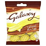 Galaxy Chocolate Caramel Mini Eggs 96g