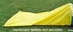 6 Ft YELLOW Chute for Dog Agility
