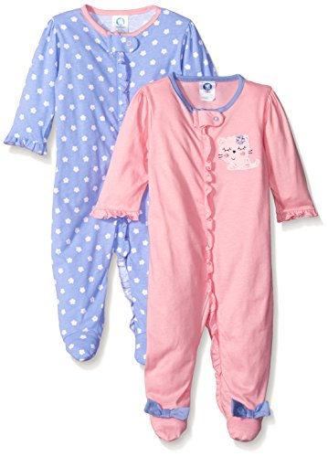 gerber-baby-girls-2-pack-zip-front-sleep-n-play-leopard-6-9-months