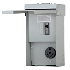 RV Power Outlet Panel - Circuit Breaker Panels - Amazon.com
