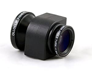 olloclip lens system for iPhone 4 & 4S (Black)