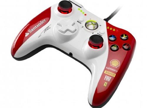 Thrustmaster Gpx Lightback Xbox 360 And Pc Ferrari F1 Edition Gamepad