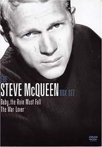 The Steve McQueen Box Set (Baby, the Rain Must Fall/The War Lover)