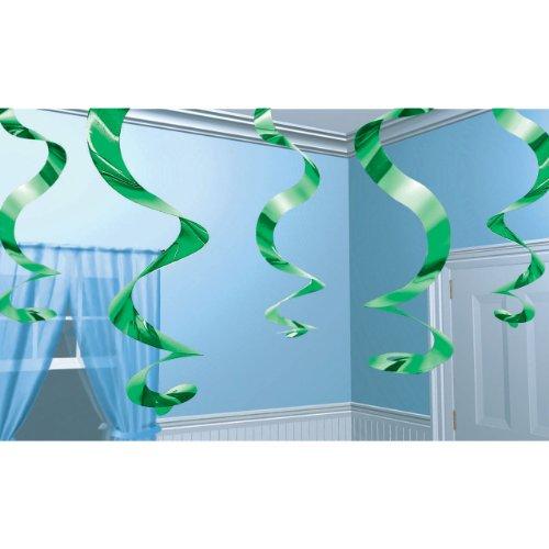 Streaming Swirls Multi Pack Green