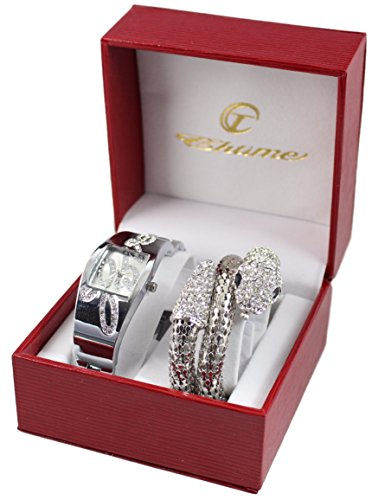 montre-femme-collection-dolce-vita-plus-bracelet-serpent-double-tour