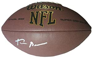 New Orleans Saints Owner Tom Benson Autographed Signed NFL Wilson Composite Football,... by Southwestconnection-Memorabilia