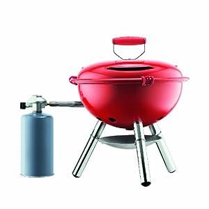 bodum fyrkat picnic gas grill red garden. Black Bedroom Furniture Sets. Home Design Ideas