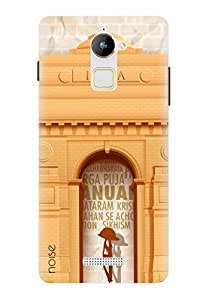 Noise Designer Printed Case / Cover for Coolpad Note 3 Lite / Patterns & Ethnic / India Gate Design