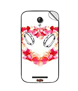 djimpex MOBILE STICKER FOR COOLPAD 8702