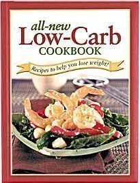 All New Low-Carb Cookbook