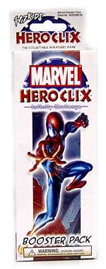 WizKids Marvel HeroClix: Infinity Challenge Booster pack. - 1