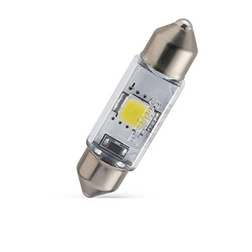 Philips 128596000KX1 XtremeVision 38mm 12V Festoon LED Interior/Exterior Retrofit Bulb (Toyota Yaris 2007 Body Parts compare prices)