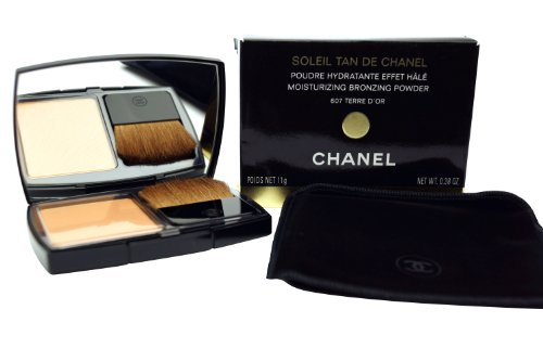 Chanel SOLEI TAN DE CHANEL 607 TERRE D OR
