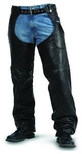 Milwaukee Motorcycle Clothing Company MMCC Gunslinger Unisex Chap (Gunslinger, XX-Small)