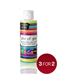 Create & Play Tube of Glue 160ml