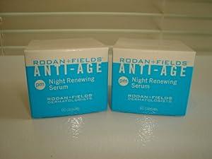 how to use rodan and fields night renewing serum