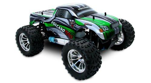 Volcano S30 1/10 Scale Nitro Monster Truck 2.4GHz