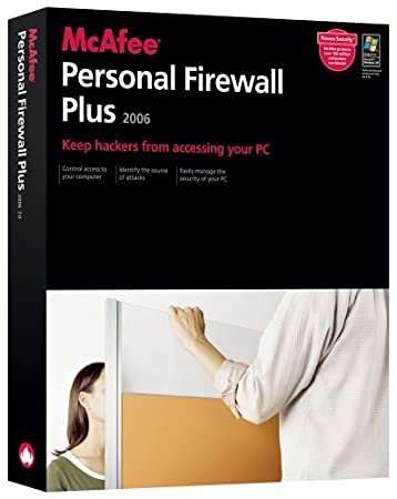McAfee Personal Firewall Plus 2006 Version 7.0