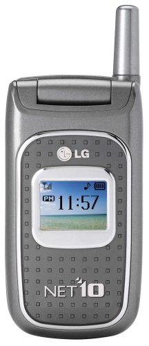 LG 1500 Prepaid Phone (Net10) with 300 Minutes Included
