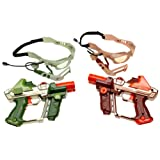 Lazer Tag Team Ops Deluxe 2-Player System ~ Hasbro