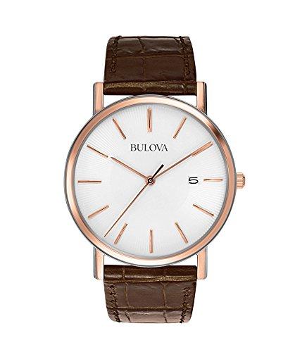 20cefe83289c Bulova 98H51 - Reloj Analógico de Cuarzo para Hombre